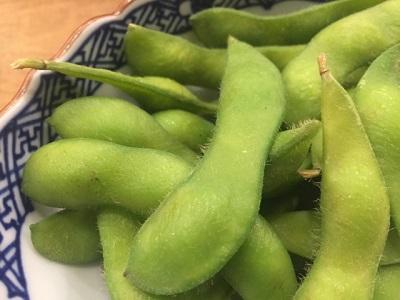 ハムスターは枝豆を食べられる?