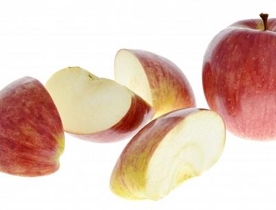 りんごの適量は?