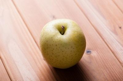 ハムスターは梨が好物?